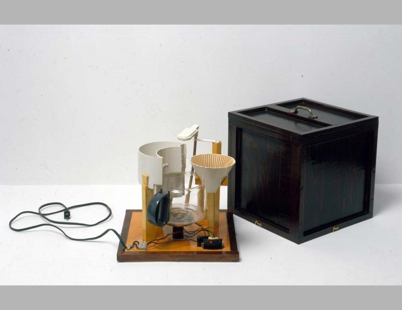 Braun Coffee Maker Heating Element : Rebuilt Braun Coffee Maker Allan Wexler