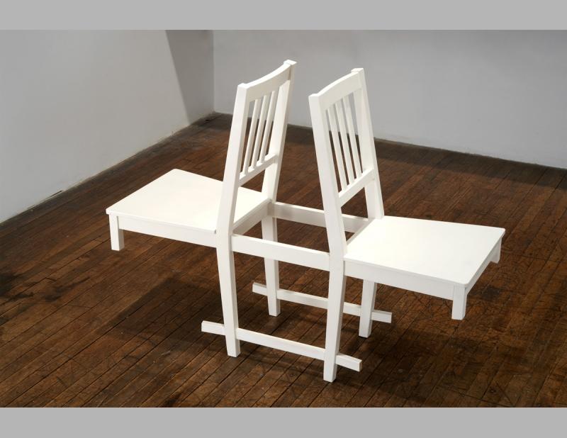 Love Seats Stoelen.Chair Studies And Transformations 2007 2009 Allan Wexler